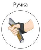 ручка скандинавской палки