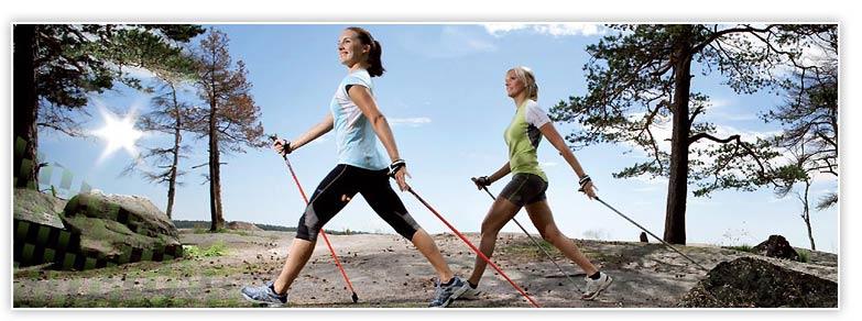Как выбрать правильные палки для скандинавской ходьбы?